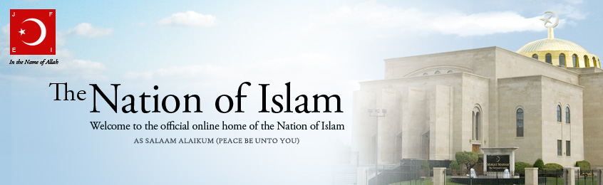 Welcome to the online home of The Nation of Islam
